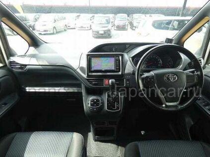 Toyota Noah 2017 года во Владивостоке