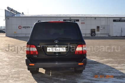 Toyota Land Cruiser 100 2006 года в Хабаровске