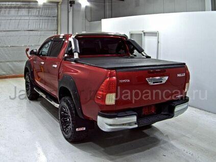 Toyota Hilux Pick Up 2018 года во Владивостоке