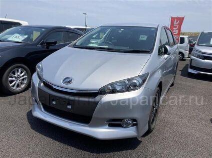 Toyota Wish 2017 года в Иркутске