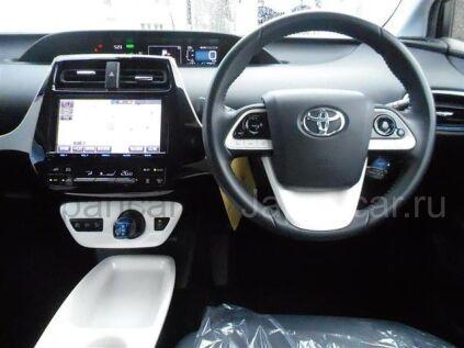 Toyota Prius 2017 года во Владивостоке
