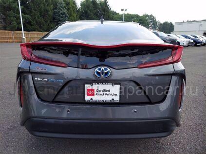 Toyota Prius PHV 2017 года в Москве