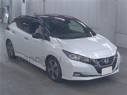 Nissan Leaf 2017 года в Находке