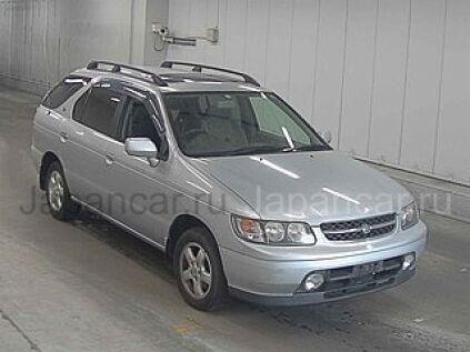 Nissan R'nessa 1997 года во Владивостоке
