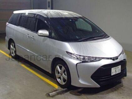 Toyota Estima 2017 года во Владивостоке