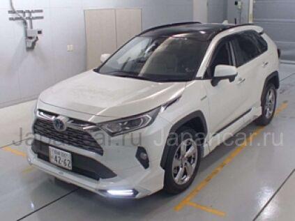 Toyota RAV4 2020 года во Владивостоке