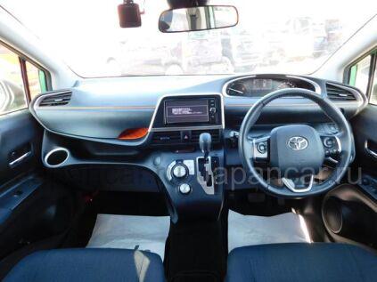 Toyota Sienta 2016 года во Владивостоке