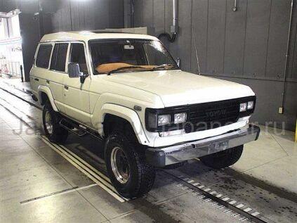 Toyota Land Cruiser 70 1988 года во Владивостоке