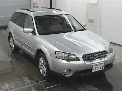 Subaru Outback 2003 года во Владивостоке