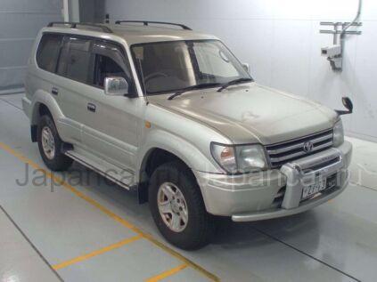 Toyota Land Cruiser Prado 1998 года во Владивостоке