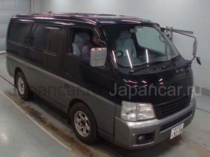 Nissan Caravan 2002 года во Владивостоке
