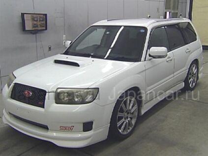 Subaru Forester 2005 года во Владивостоке