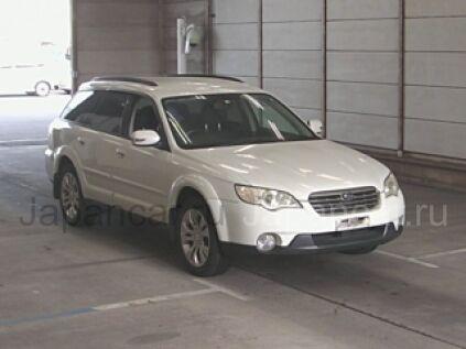 Subaru Outback 2006 года во Владивостоке