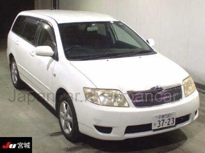 Toyota Corolla Fielder 2005 года во Владивостоке