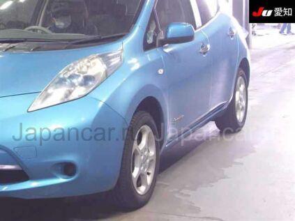 Nissan Leaf 2011 года во Владивостоке