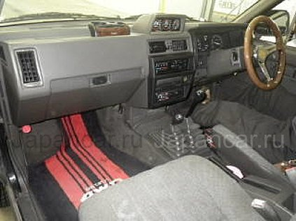Nissan Datsun 1991 года во Владивостоке