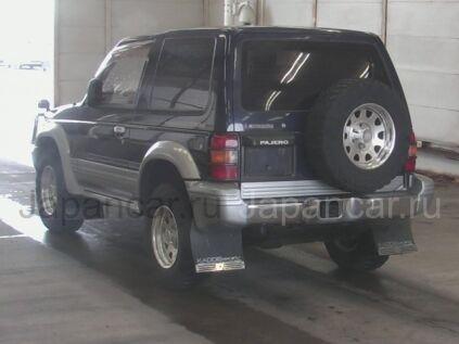 Mitsubishi Pajero 1995 года во Владивостоке