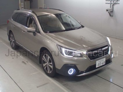 Subaru Outback 2018 года во Владивостоке