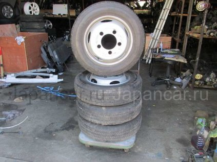 Летниe колеса Bridgestone V-steel r28 265 205/70 175 дюймов Japan б/у во Владивостоке