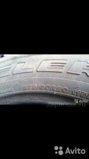 Летниe шины Bridgestone 275/60 20 дюймов б/у в Благовещенске