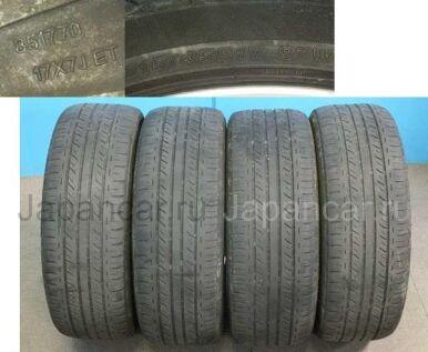 Летниe шины Bridgestone Sneaker 215/45 17 дюймов б/у в Челябинске
