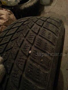 Зимние шины Hankook 205/60 15 дюймов б/у во Владивостоке