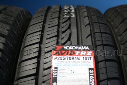 Летниe шины Yokohama Avid trz 225/70 16 дюймов новые во Владивостоке