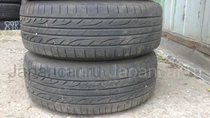Летниe шины Dunlop Lemans lm704 215/60 16 дюймов б/у в Челябинске