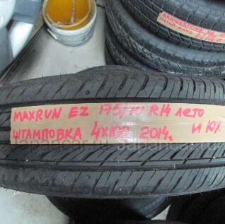 Летниe колеса Maxrun Ez 175/70 14 дюймов б/у в Новосибирске