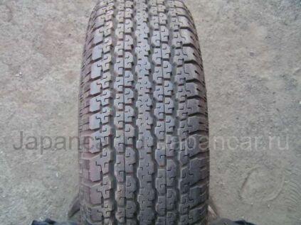 Летниe шины Bridgestone Dueler h/t 689 215/65 16 дюймов б/у во Владивостоке