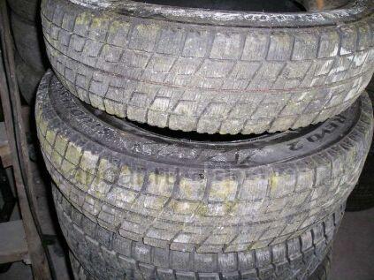 Зимние шины Bridgestone Blizzak rev 02 155/80 13 дюймов б/у во Владивостоке