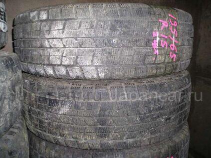 Зимние шины Yokohama Guardex k2 195/65 15 дюймов б/у во Владивостоке