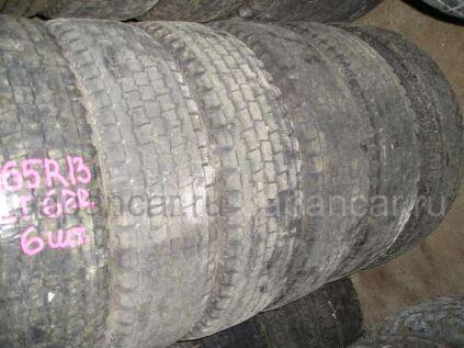 Зимние шины Bridgestone Blizzak revo969 165/80 13 дюймов б/у во Владивостоке