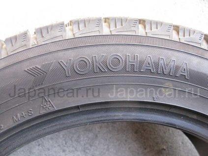 Зимние шины Yokohama Ice guard ig20 215/55 17 дюймов б/у во Владивостоке