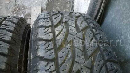 Летниe шины Bridgestone Dueler a/t 225/70 15 дюймов б/у в Челябинске