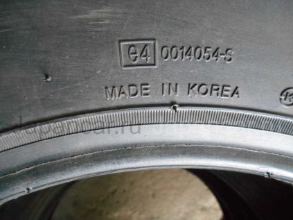 Летниe шины Kumho Radial 857 6.50 15 дюймов новые во Владивостоке