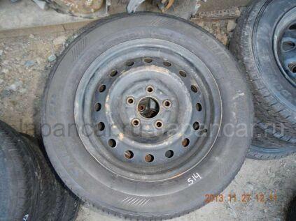 Летниe шины Bridgestone Арт-514 195/65 15 дюймов б/у во Владивостоке