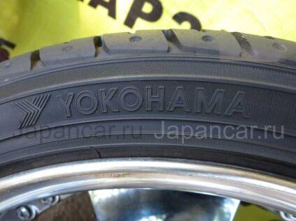 Летниe колеса Yokohama Dna map-i 215/40 17 дюймов Work ширина 7.5 дюймов вылет 30 мм. б/у во Владивостоке