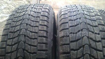Зимние шины Dunlop grandtrek sj6 235/70 16 дюймов б/у в Челябинске