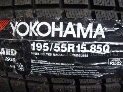 Зимние шины Yokohama 85q 195/55 15 дюймов новые во Владивостоке