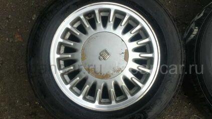 Диски 15 дюймов Toyota ширина 6 дюймов вылет 23 мм. б/у в Челябинске