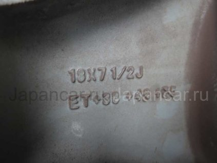 Летниe колеса Nankang As-1 235/50 18 дюймов Stizer ширина 7.5 дюймов вылет 38 мм. б/у во Владивостоке