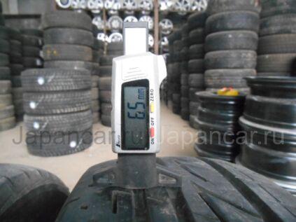 Летниe шины Bridgestone Playz rv 205/65 15 дюймов б/у во Владивостоке