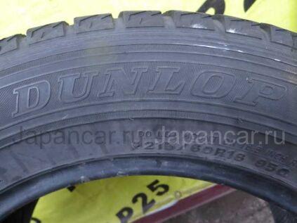 Зимние шины Dunlop Graspic ds2 215/60 16 дюймов б/у во Владивостоке
