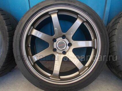 Летниe колеса Bridgestone Re-01 245/40 18 дюймов Race б/у во Владивостоке