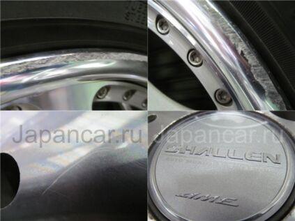 Летниe колеса Yokohama 225/50 18 дюймов Shallen ame ширина 7.5 дюймов вылет 52 мм. б/у во Владивостоке