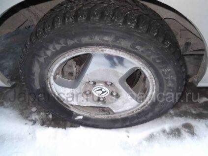 Зимние колеса Bridgestone 195/65 15 дюймов б/у в Новосибирске