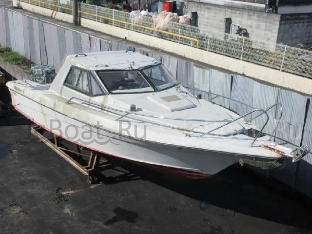 катер NISSAN MARINE PFA700T 1995 года