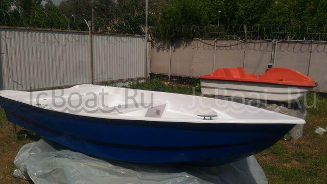 лодка пластиковая Нельма 2018 года
