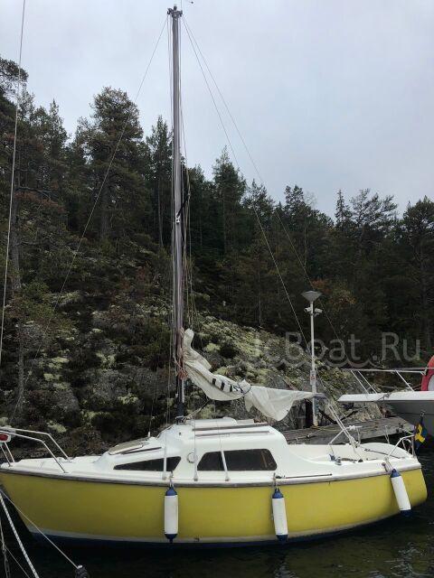 яхта парусная LEISUR 20 1975 года